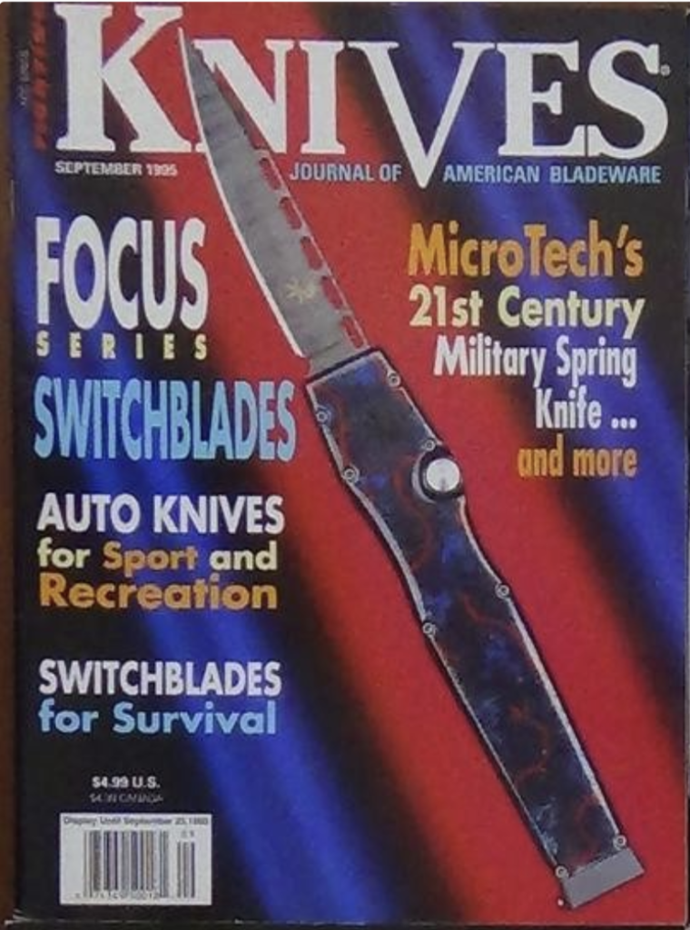 Microtech: A Look Back 3